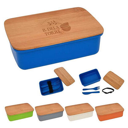 Eco-Friendly Resuable Lunch Box