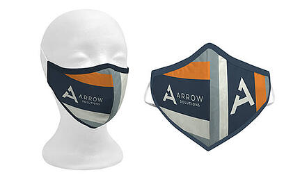 Full-Color Cotton Face Mask