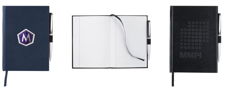 trade show giveaway idea: Executive Bound JournalBook®