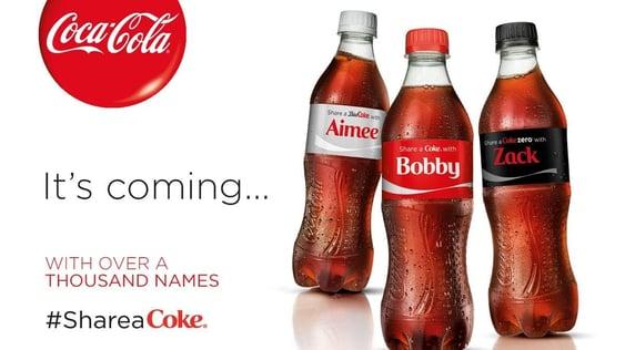 ugc example share a coke