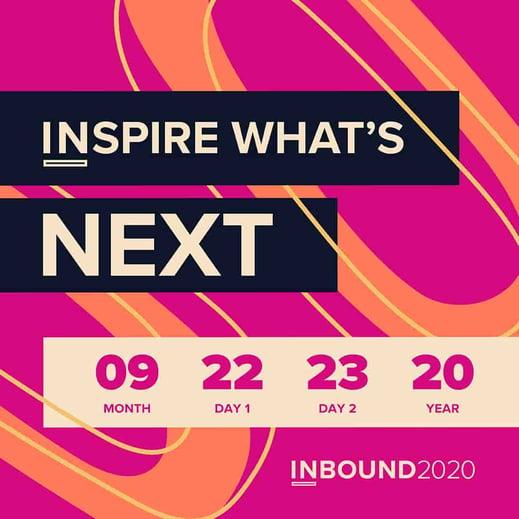 inbound 2020 virtual event