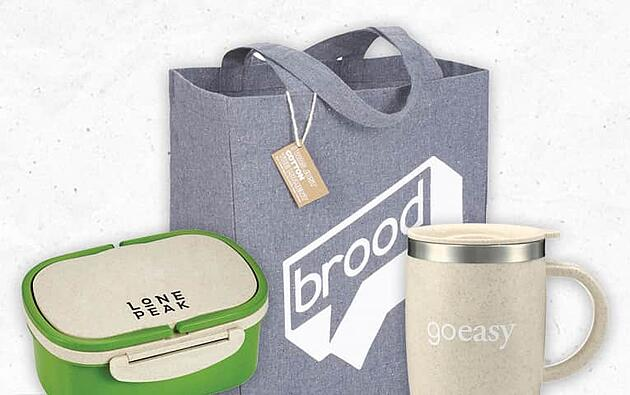 sustainable promo products