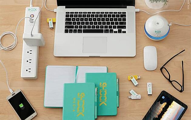 work from home promo products