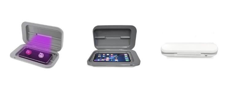 Custom UV Sanitizer Case