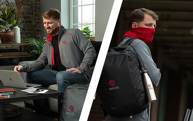 branded apparel for hybrid employees