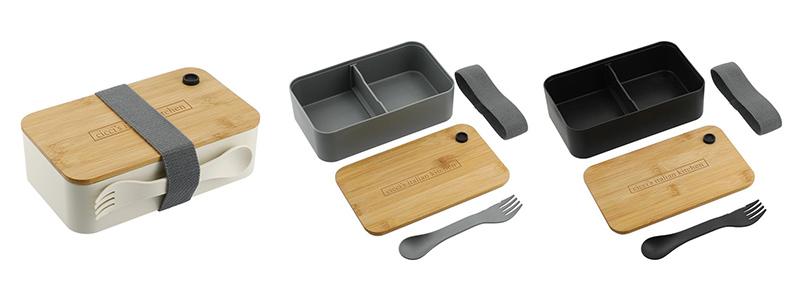 branded eco friendly bento box