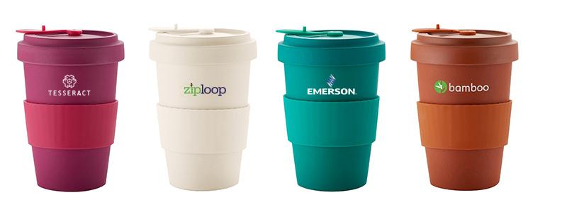 eco friendly promotional travel mug