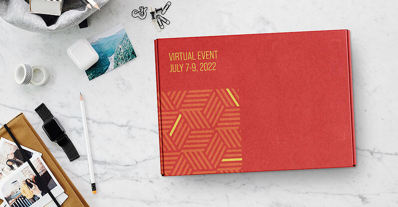 Virtual Event Swag Boxes