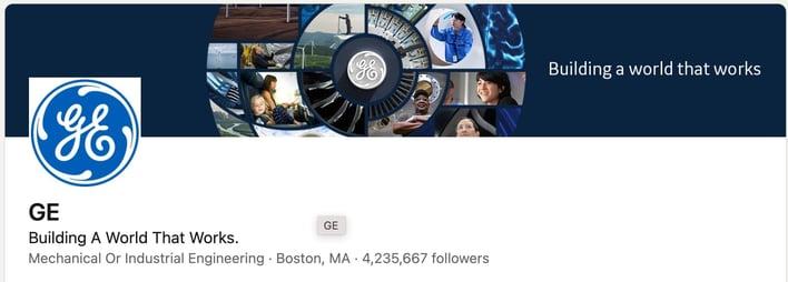 linkedin as a b2b manufacturer