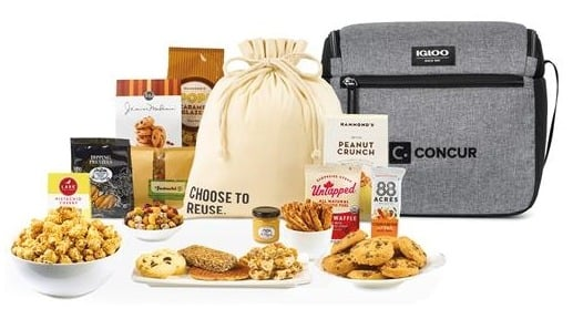 food gifts for clients