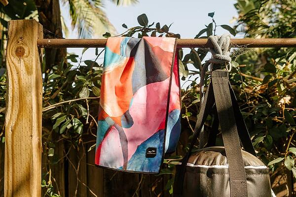 Custom Slowtide Quick Dry Fitness Towel