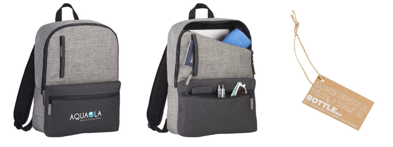 Eco friendly Computer Backpack