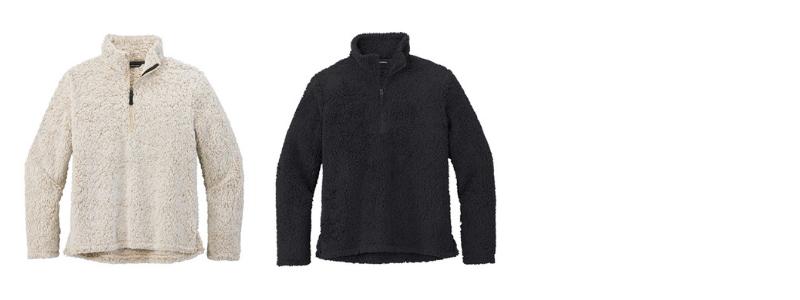 Custom Port Authority Quarter Zip Pullovers