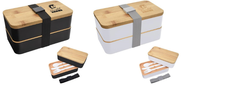 eco friendly branded lunch box