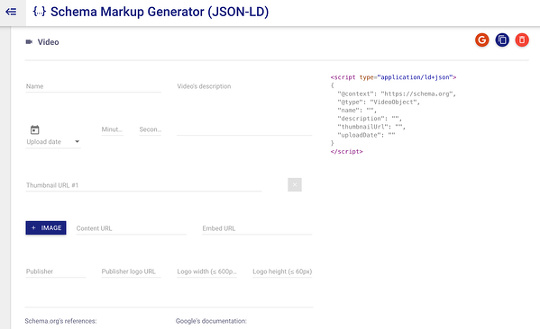 how to add schema markup