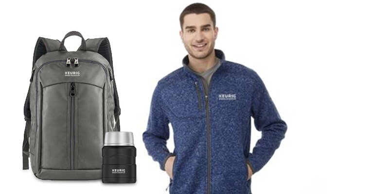 wecome back gifts for employees branded swag
