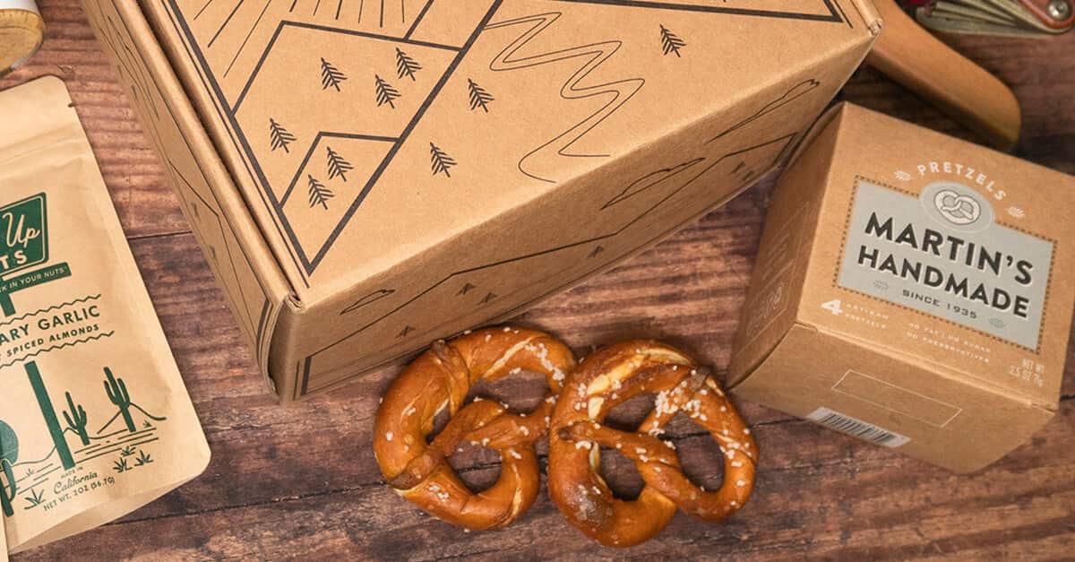 Batch and Bodega food gift
