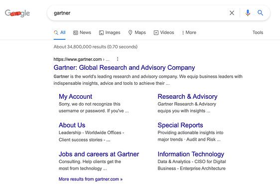 Gartner Paid Search