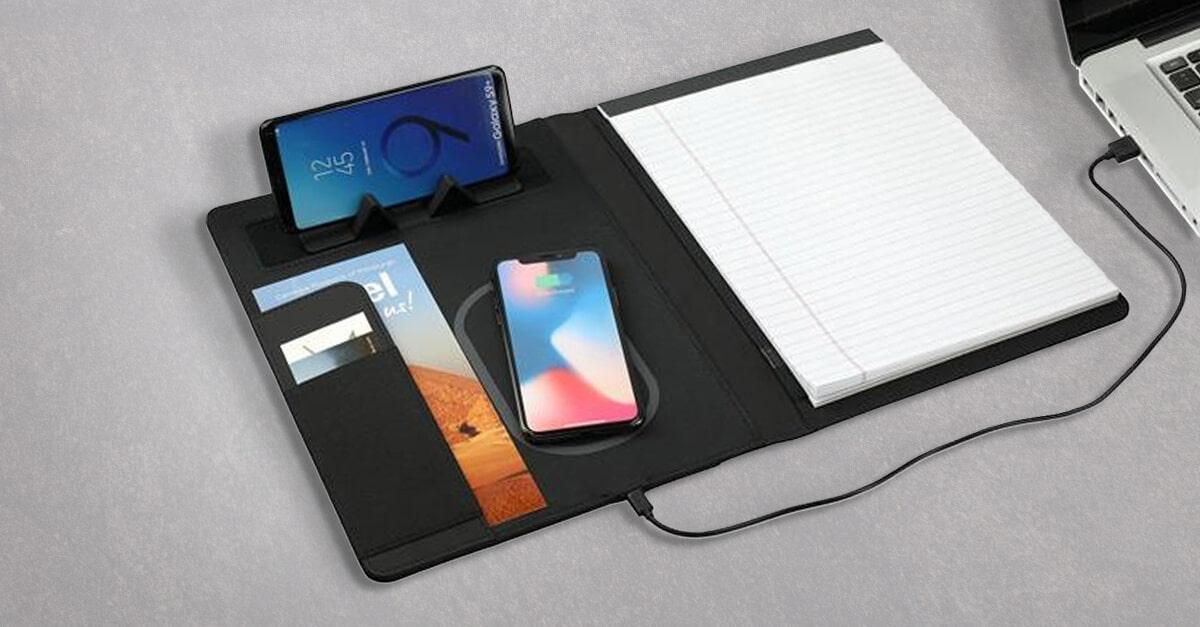 Wireless Charging Writing Pad