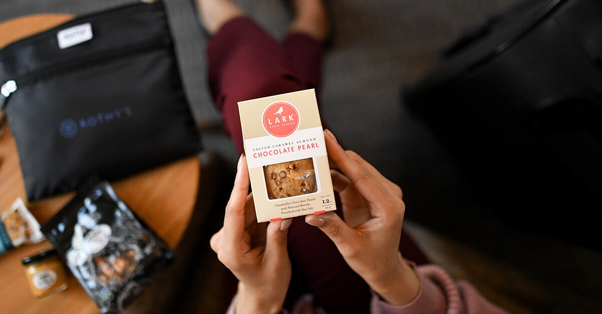 food gifts for employees