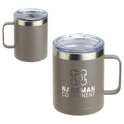 Connected Workspace Giveaway: 14-oz Copper Lined Insulated Mug with logo