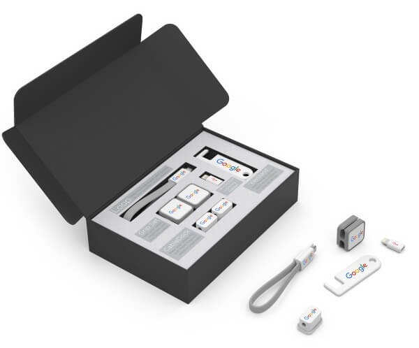 Employee Welcome Packages Tech Gift Set
