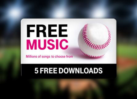 Digital Rewards Music Downloads