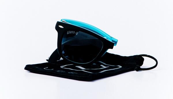 Custom Folding Sunglasses