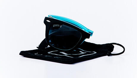 Custom Folding Sunglasses