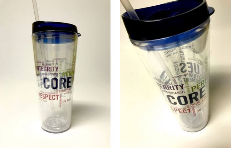 Promotional Products Core Values