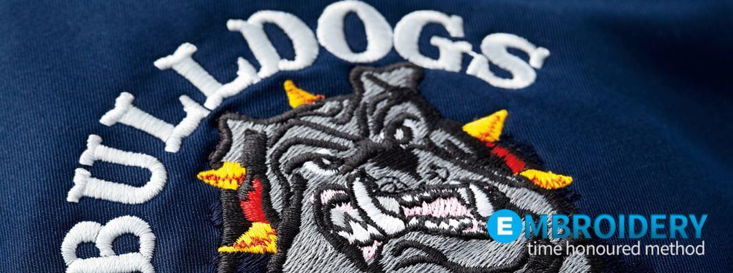 Corporate Logo Apparel Embroidery