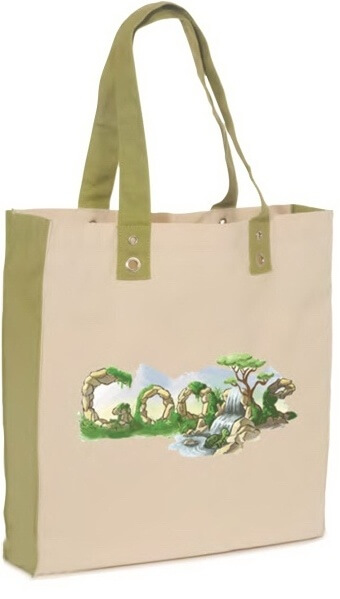 Eco World Tote
