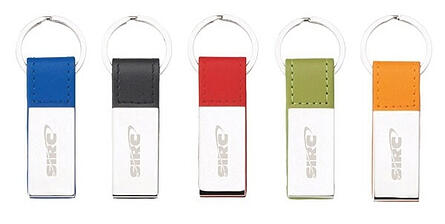Color Play Key Ring