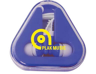 Promotional Earbuds in Case