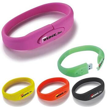 Promotional USB Flash Drive Bracelet