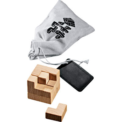 Mind Trap 3D Puzzle with pouch
