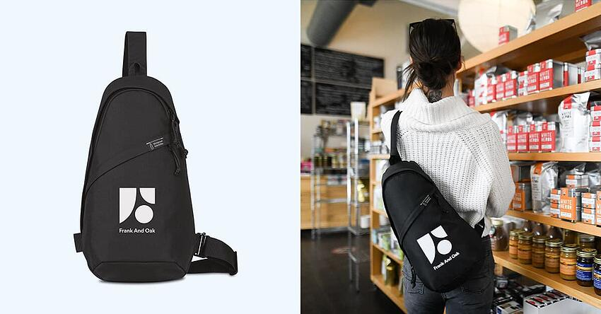 Logoed Backpacks