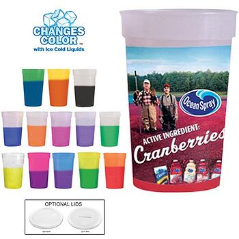 Logoed Color Changing Cup
