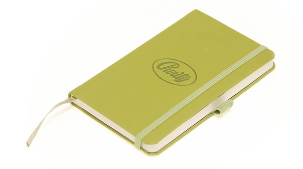 Eco Friendly Custom Journals ApPeel