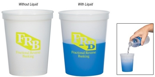 Custom Color Changing Cups