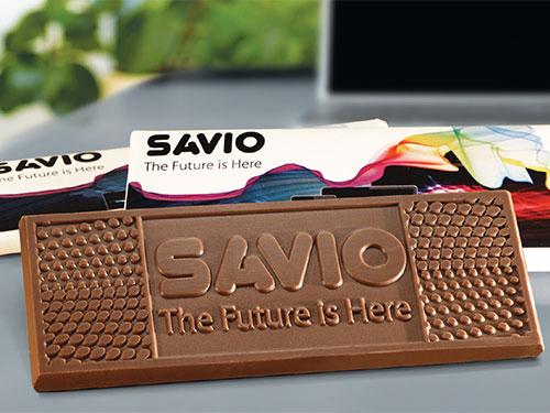 Custom Chocolate Gift Bar