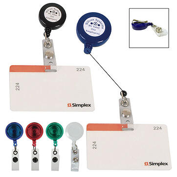 Branded Retractable Badge Holder