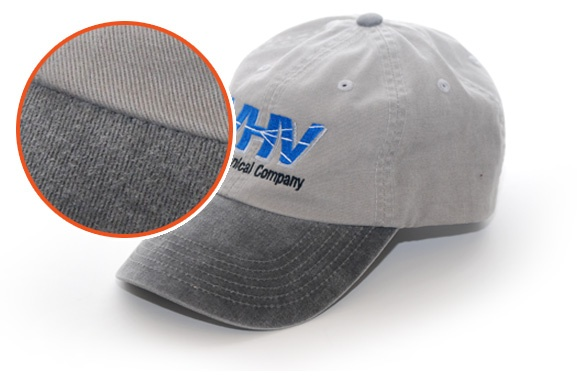 Garment Washed Caps