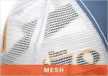 Custom Mesh Caps