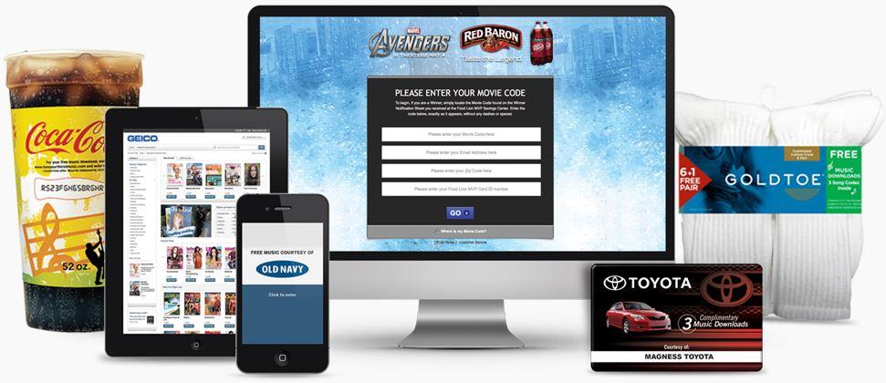 Digital Reward Promotions