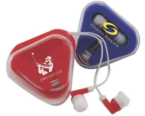 Promotional Earbuds