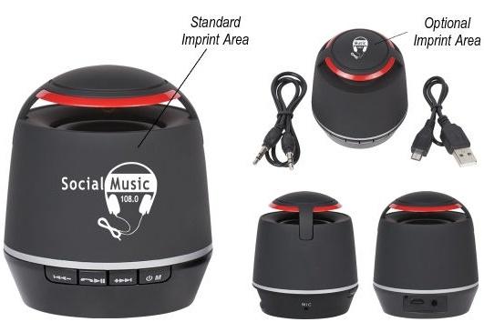 Customized Bluetooth Speaker