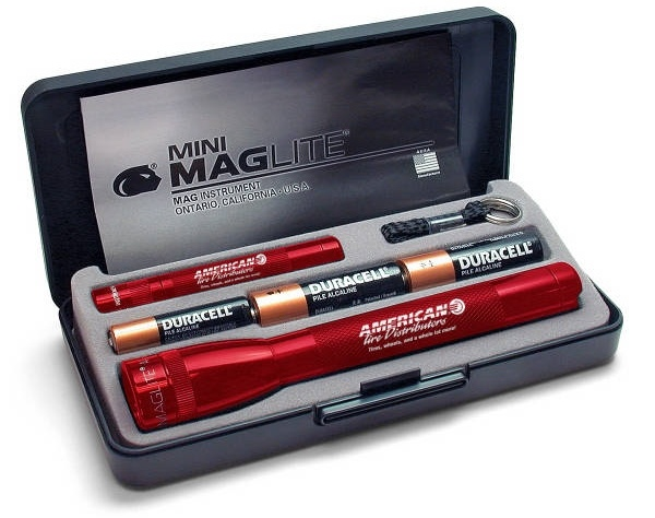 Custom Maglite Combo Set