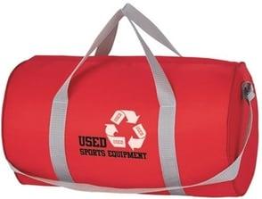 Custom Gym Bag