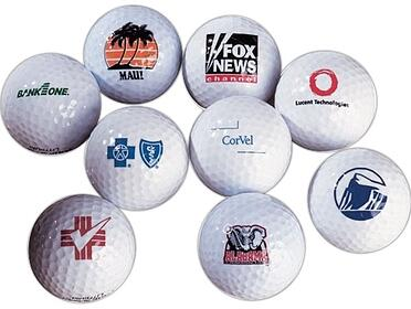 Customized Golf Balls
